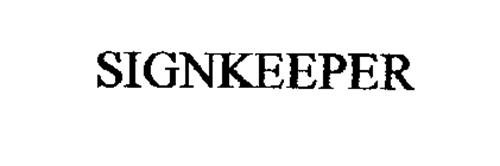 SIGNKEEPER