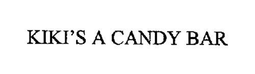 KIKI'S A CANDY BAR