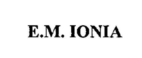 E.M. IONIA