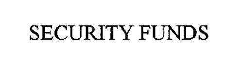 SECURITY FUNDS