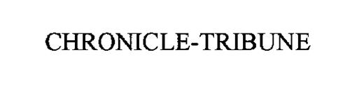 CHRONICLE-TRIBUNE
