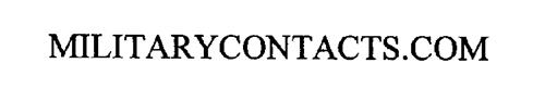 MILITARYCONTACTS.COM