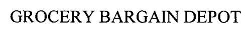 GROCERY BARGAIN DEPOT