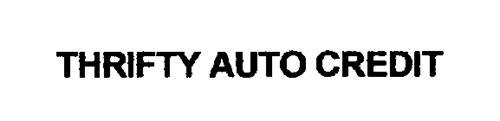 THRIFTY AUTO CREDIT