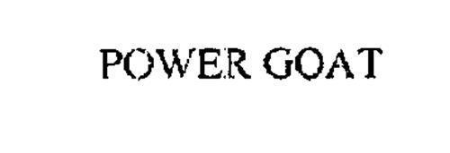 POWER GOAT