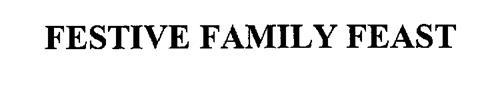 FESTIVE FAMILY FEAST