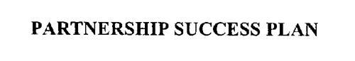 PARTNERSHIP SUCCESS PLAN
