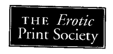 THE EROTIC PRINT SOCIETY
