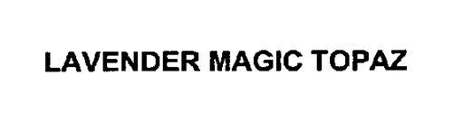 LAVENDER MAGIC TOPAZ