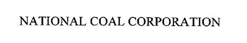 NATIONAL COAL CORPORATION