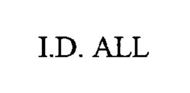 I.D. ALL