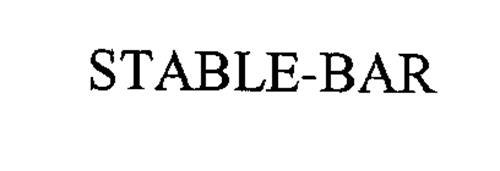 STABLE-BAR