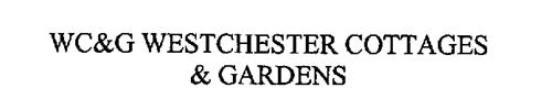 WC&G WESTCHESTER COTTAGES & GARDENS