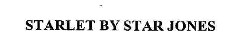 STARLET BY STAR JONES