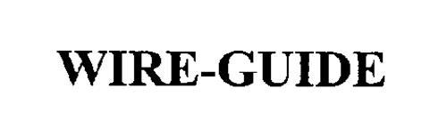 WIRE-GUIDE