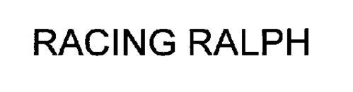 RACING RALPH