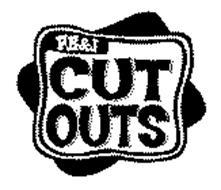 PB&J CUT OUTS