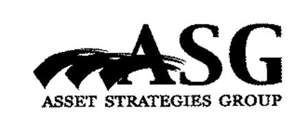 ASG, ASSET STRATEGIES GROUP