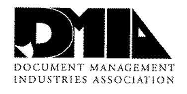 DMIA DOCUMENT MANAGEMENT INDUSTRIES ASSOCIATION
