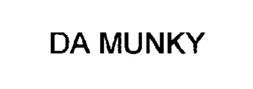 DA MUNKY
