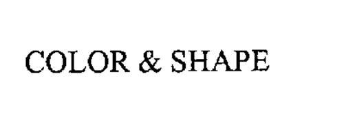 COLOR & SHAPE