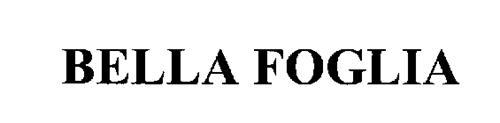 BELLA FOGLIA