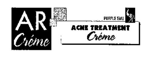 AR CREME PURPLE EMU ACNE TREATMENT CREME