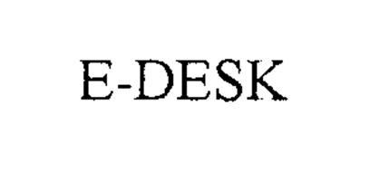 E-DESK
