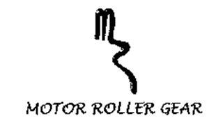 MOTOR ROLLER GEAR