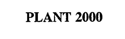 PLANT 2000