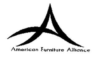 A AMERICAN FURNITURE ALLIANCE