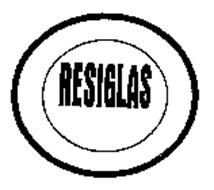 RESIGLAS