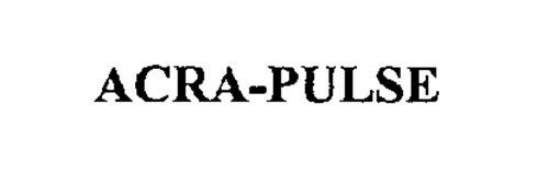 ACRA-PULSE