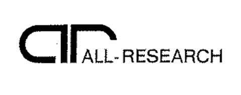 AR ALL-RESEARCH