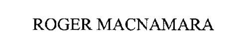 ROGER MACNAMARA