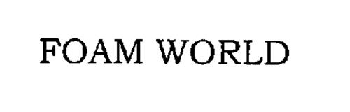 FOAM WORLD