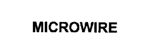 MICROWIRE