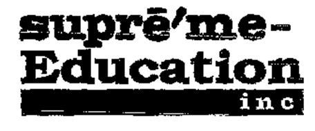 SUPREME EDUCATION INC.