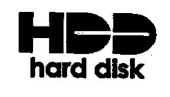HDD HARD DISK