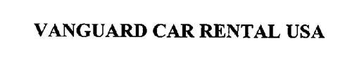 VANGUARD CAR RENTAL USA