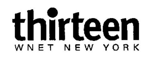 THIRTEEN WNET NEW YORK