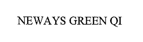 NEWAYS GREEN QI