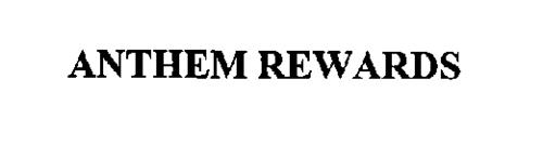 ANTHEM REWARDS