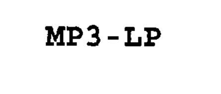 MP3-LP