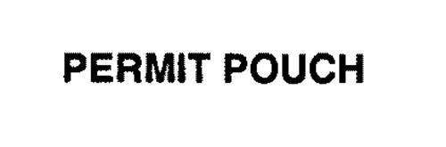 PERMIT POUCH