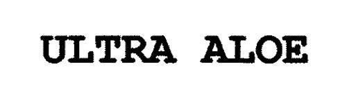 ULTRA ALOE