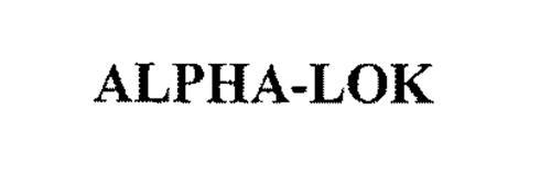 ALPHA-LOK