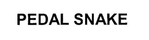PEDAL SNAKE