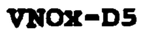 VNOX-D5