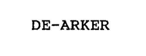 DE-ARKER